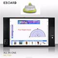 I placa E all in one infrared quatro usuários toque interativas smart BOARD sistema de ensino