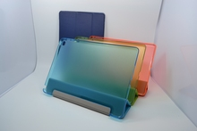 New product protective leather silicone cover for IPAD Mini