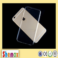 """Lowest Price Stylish Clearly Transparent Soft TPU Case Colorful for Iphone 6 Plus 5.5"""" Mobile Phone Back Cover Case for iphone 6"""