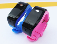(sl)Kids GSM GPS Smart bracelet Watch with SIM For Children smart watch Child locator positioning SOS Emergence