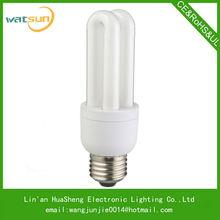 Halogen Energy Saving bulb 2u 11W/18W Halogen powder 2U lamp