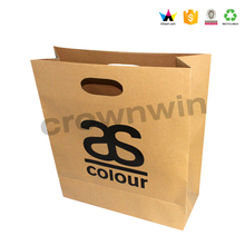 Custom Brown Kraft Paper Bags