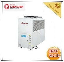 CE certification Hot selling central air industrial air cooled chiller with high efficient heat exchanger