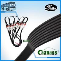 8PK1510 auto spare parts china auto belt supplier Zhongtong Kinglong auto ribbed belt