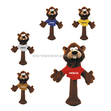 Guangzhou Supplier Kids Cute Golf Club Head Cover