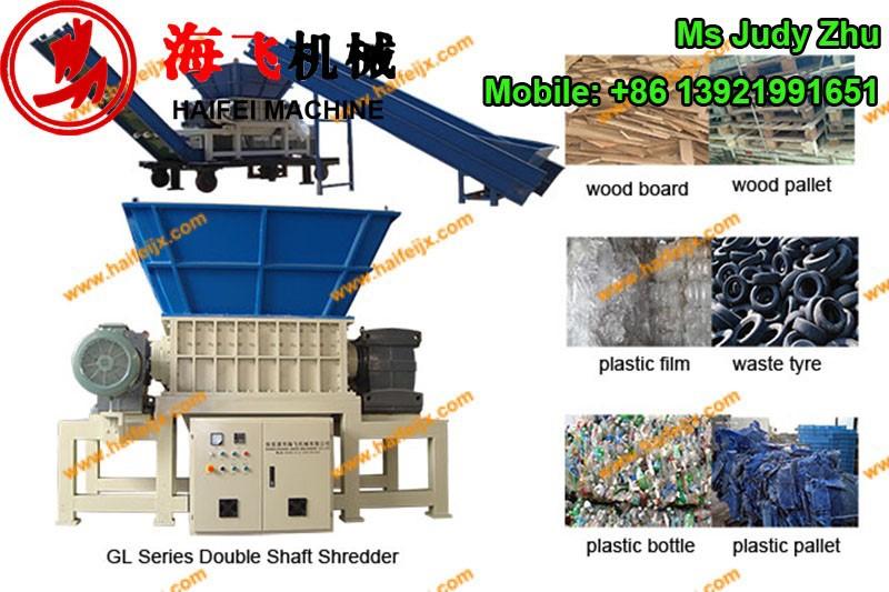 glass recycling machine
