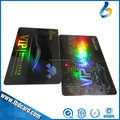 Cmyk impreso nueva PVC / tarjeta chip PET