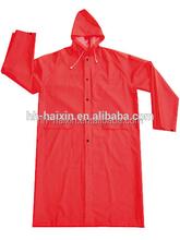 nonwoven fast consumable rain cloth