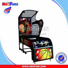 NF-R09 shooting hoops basketball machine , basketball shooting machine , basketball game machine