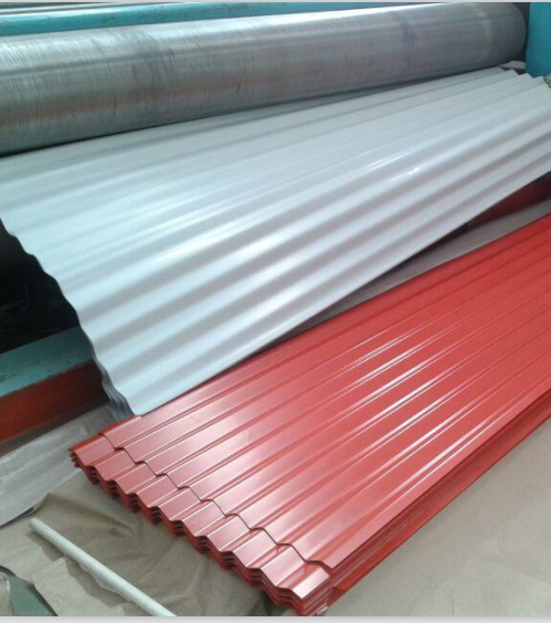 Types of roofing materials zinc roof panel roofing panels for Types of roofing material