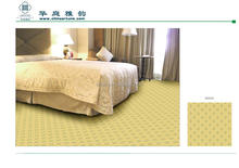 Simple banquet hall noble texture carpet and mat