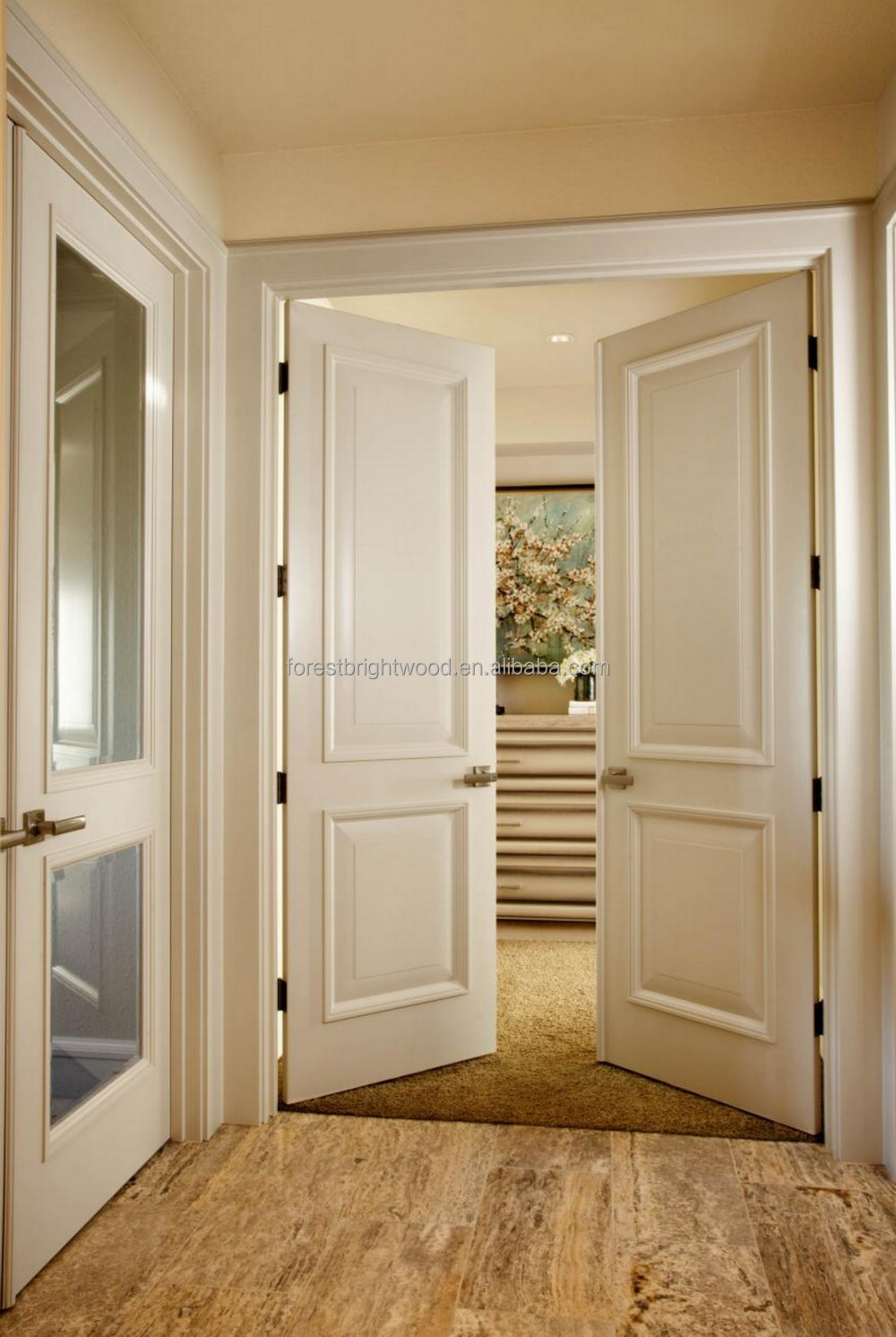 Interior door prehung interior wood doors for Custom interior doors