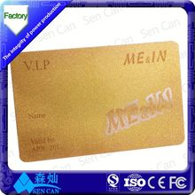 Professional PVC China rfid ID Card Maker For School Student One Card