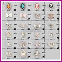 Fashion High Quality Alloy Diamond Nail Art Accessories