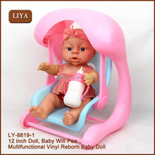 Tan encantadora ~ ~ ~ nueva moda Real muñecas del amor, plástico suave muñecas Reborn