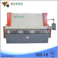 WC67K Hydraulic CNC bending machine for sheet matel bending, press brake