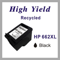 Re-manufactured Ink jet Cartridge for HP 662XL Black / Color