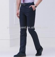 2015 nueva moda pantalones a medida formal pantalones unifrom