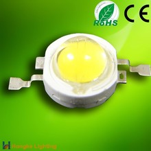 4.5V cree chip 10000K white 3W high power led