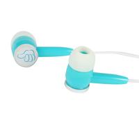 custom printed logo earphone silicon case with earphone holder