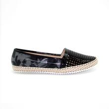 laser cut feminine small shoes woman