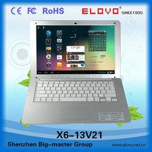 "big-screen 14""external 3g Android laptop internal bluetooth 13.3 inch Android laptop computer dual core VM8880 laptop computer"