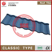 Light Weighted Colorful Stone Coated Metal Roofing Tile---1170*420mm---(Classic Type)