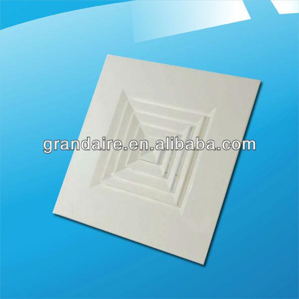 Ar condicionado grelha de teto grade difusor ( PCD-B )