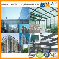 alloy 6063-T5 greenhouse aluminum extruded profile factory in CHINA
