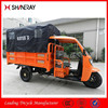 Hot Sale OEM New Products Cargo Use 2 Front Wheel Trike/3 Wheel Trike Car/Covered Trike