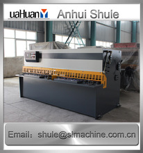 QC12Y-30X2000 Hydraulic plate shearing machine,sheet metal Shearing Machine,Hydraulic cnc cutting machine Export to Europe
