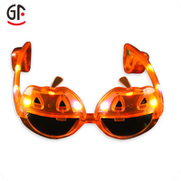 New Products Alibaba China Economic Children Gift Halloween Decorations Led Pumpkin Sunglasses