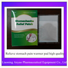 Relieve stomach pain warmer pad high quality warmer quickly stomach heat patch