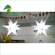 Hot Sale Inflatable Star Sky LED Light For Christmas Decoration