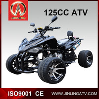 JLA-11A-09--125cc-air cooled max power 6.8kw/8000 different clor racing atv quad high quality cheap price hot sale