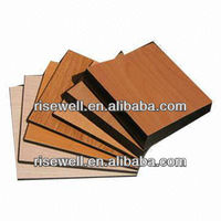 textured formica wood grain compact laminate board