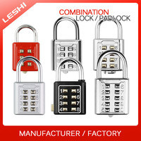 New Security Built in Combination Luggage Lock