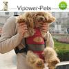 Dog Backpack Portable Dog Carrier Pet Shoulder Bags Cartoon Chest Bag For Dogs