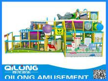 Soft Padded Playground Equipment Indoor (QL-150428C)
