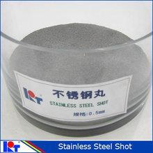 Metal abrasive of stainless steel shot 430 Ferrite Type for sandblasting