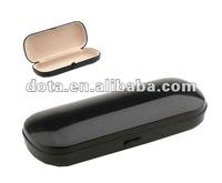 Black common plastic eyewear glass case
