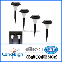 2015 new holiday time battery operated lights Cixi Landsign XLTD-317 solar power path lights