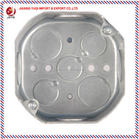YQ-J513 UL electrical octagon junction box/connection box