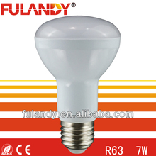240V AC led BR20 led spot light BR20 7w Fulandy BR20 for commercial lighting