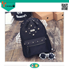 alibaba china religious British style leisure rock band backpack for school girls
