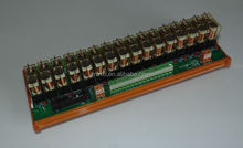 16 channel relay module(PLC relay module)one closed one open module relay