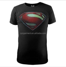 2015 most popular black men t-shirt customized men t-shirt