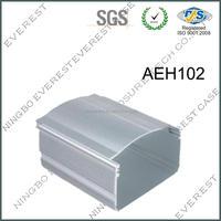 Siliver Anodizing Aluminum Enclosure/Shell