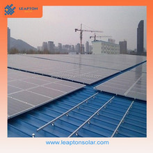 Pitched Rooftop PV Solar Energy Mounting Brackets