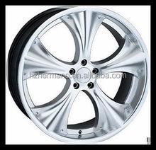 Car gloss black alloy wheel rim for cars 5*139.7